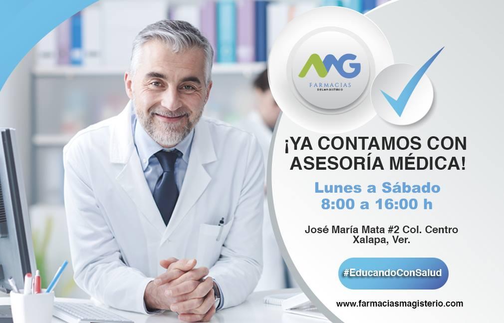 Asesoría Médica Gratuita