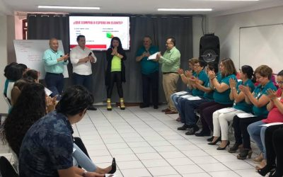 """Finalizó el Segundo Curso de """"Atención a derechohabientes y calidad en el servicio"""" -SSTEEV"""