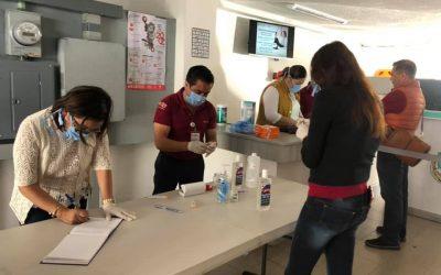 SSTEEV adopta todas las regulaciones sanitarias para contingencia COVID-19