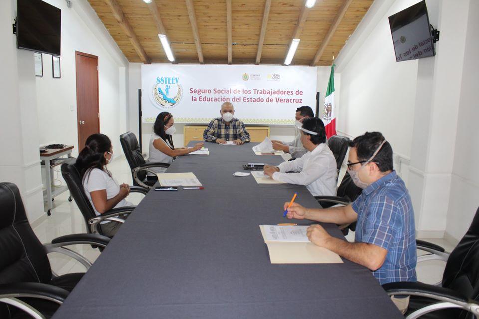 Instalación del Comité de Control y Desempeño Institucional del SSTEEV