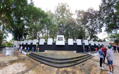 El SSTEEV asistió a las Jornadas de limpieza y mantenimiento de espacios públicos en Xalapa