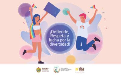 17/01/21 – ¡No lo olvides!☝🏼 Garantizar la igualdad y la no discriminación es tu obligación.