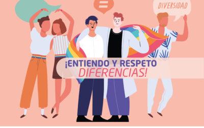 """""""Una parte del proceso social implica entender que una persona no queda definida únicamente por su sexualidad, raza o género"""". El respeto y la tolerancia las merecemos todas las personas, sin importar su preferencia sexual."""