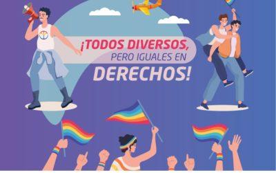 La no discriminación y el acceso a la justicia, debe resaltar la importancia que tiene el reconocimiento de las diversidades y la erradicación de cualquier discriminación como un requisito básico para generar condiciones reales de justicia y equidad.