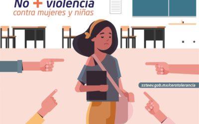 Se considera acoso escolar o bullying a todo acto u omisión que agreda física, emocional o sexualmente a cualquier niña o adolescente.